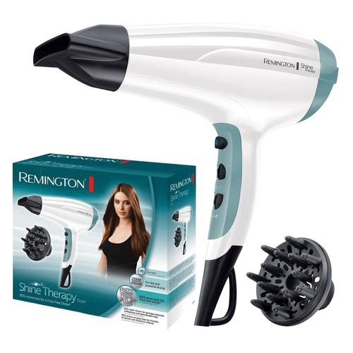 Remington 2300w Shine Therapy Hair Dryer with Diffuser