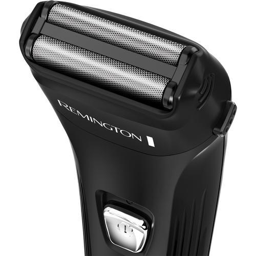 Remington Dual Foil Rechargeable Electric Shaver Trimmer (F3800-X) - Black