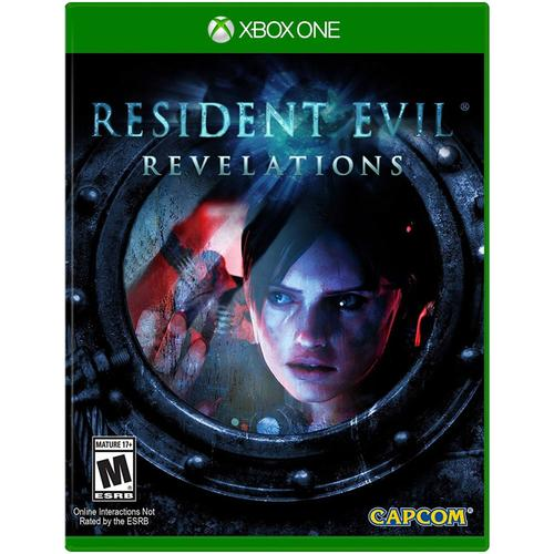 Resident Evil Revelations HD (Xbox One)