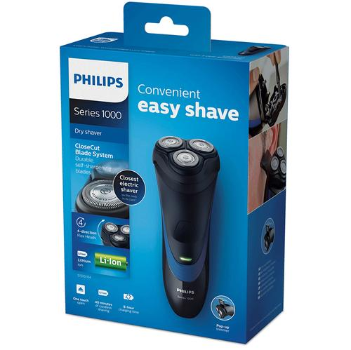 Philips Mens Electric Shaver with Pop-Up Trimmer