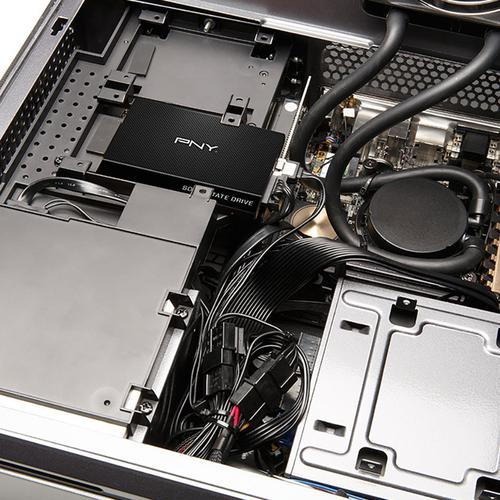 """PNY 480GB SSD CS900 SATA III 2.5"""" Internal SSD - 550 MB/s"""