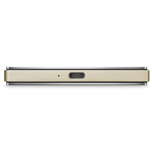 LaCie 2TB Porsche Design P9227 Portable External Hard Drive USB 3.0 - 5Gb/s