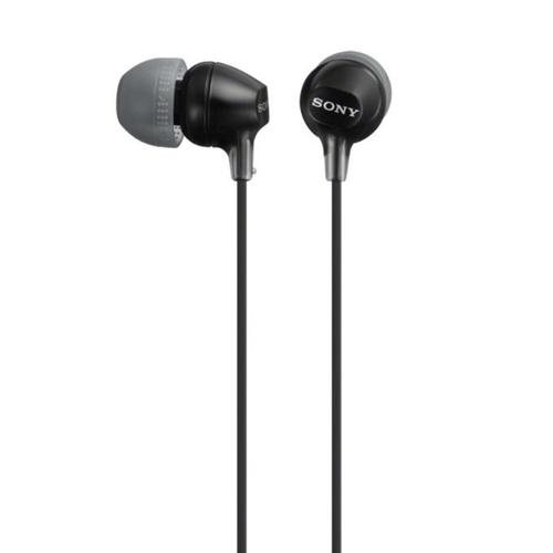 Sony Fashion Colour EX-Series Earbuds - Black