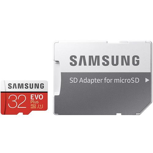 Sd Karte Micro.Samsung 32gb Evo Plus Micro Sd Karte Sdhc Uhs I U1 Adapter 95mb S