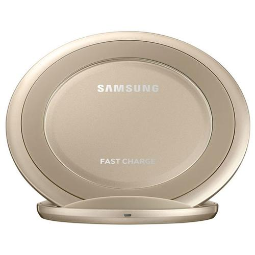 Samsung Qi 9W Quick Charging Stand - Gold