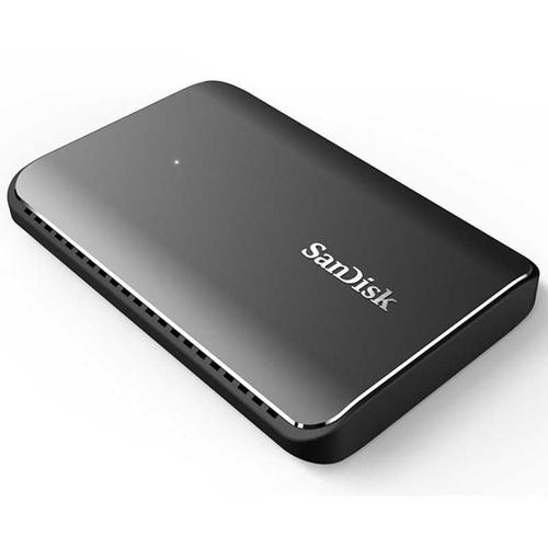 SanDisk 480GB Extreme 900 Portable Solid State Drive - 850MB/s