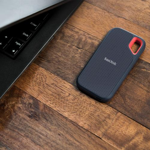 SanDisk 2TB Extreme Portable SSD - 550MB/s