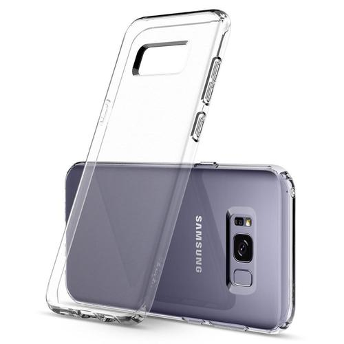 Spigen Samsung Galaxy S8 Plus Case Liquid Crystal - Clear