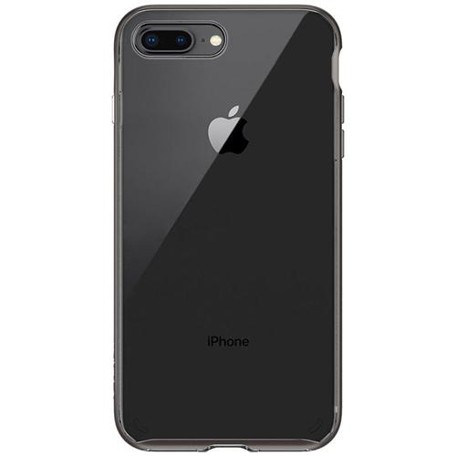 new style e80ed dd662 Spigen iPhone 8 Plus Case Neo Hybrid Crystal 2 - Gunmetal