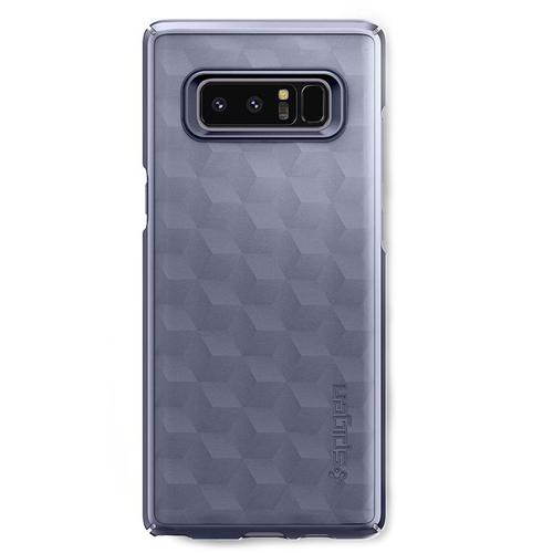 Spigen Samsung Galaxy Note 8 Case Thin Fit - Orchid Gray