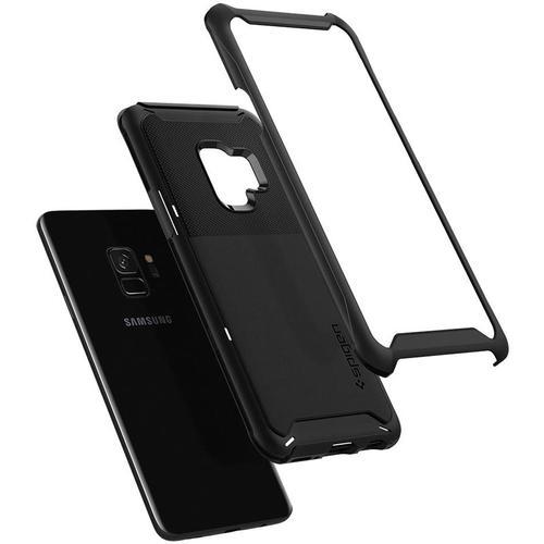 Spigen Samsung Galaxy S9 Case Neo Hybrid Urban - Shiny Black