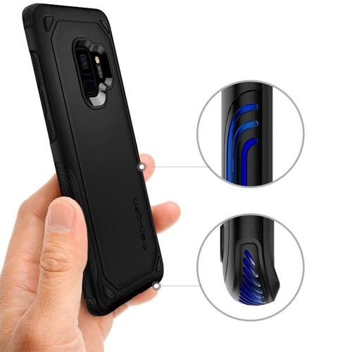 Spigen Galaxy S9 Case Hybrid Armor - Black