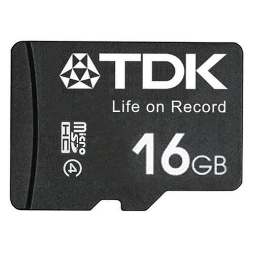 TDK 16GB Micro SD Karte (SDHC) - 30MB/s