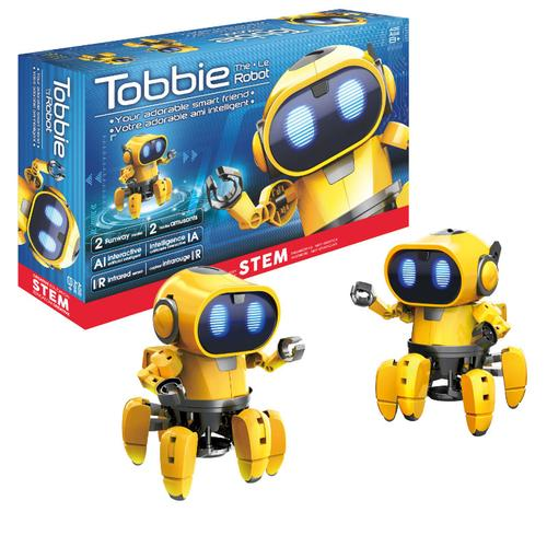 The Source Tobbie Build It Yourself Robot