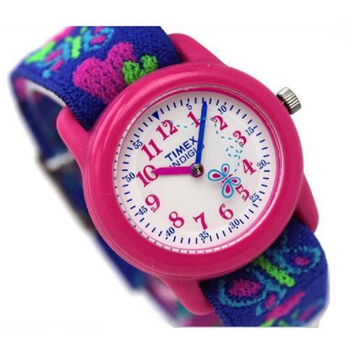 Timex Kids Analogue Time Teacher Watch (T89001)