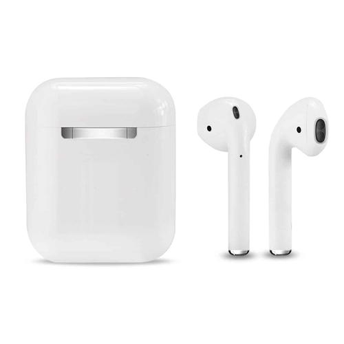 True Wireless In-Ear Stereo Bluetooth 5.0 Earphones with Portable Charging Case - White