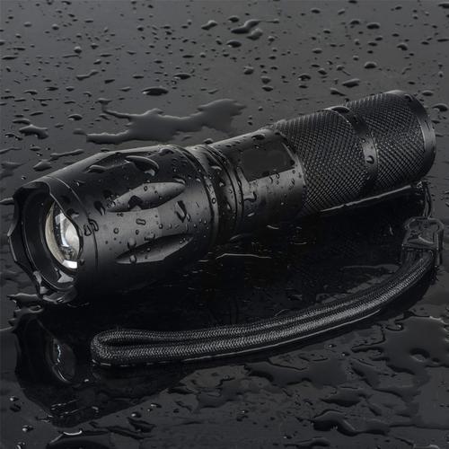 Unrivaled Long-Range LED Torch Flashlight