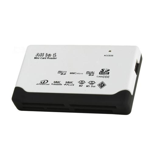 MyMemory All In One USB Multi Card Reader