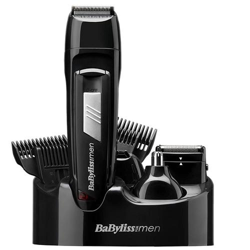 BaByliss for Men 8-in-1 All Over Grooming Kit