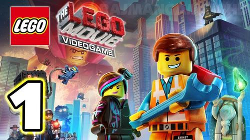 LEGO Movie Videogame (Xbox One)