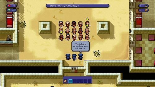 The Escapists (Sony PS4)