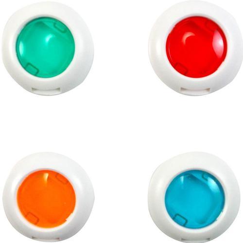 Instax Mini Coloured Lens - 4 Pack