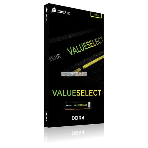 Corsair Value Select 8GB (1x 8GB) Memory Module 2133MHz DDR4 CL15 240 Pin DIMM 1.2V