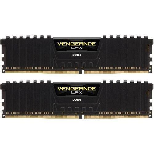 Corsair Vengeance LPX 32GB (2x16GB) 3000MHz DDR4 Non-ECC 288-Pin CL16 UDIMM PC Memory Module