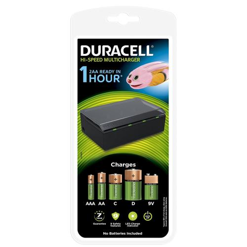 Duracell High-Speed Multi Charger