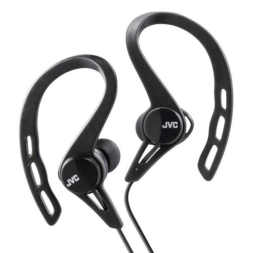 JVC In-Ear Sports Headphones - Black