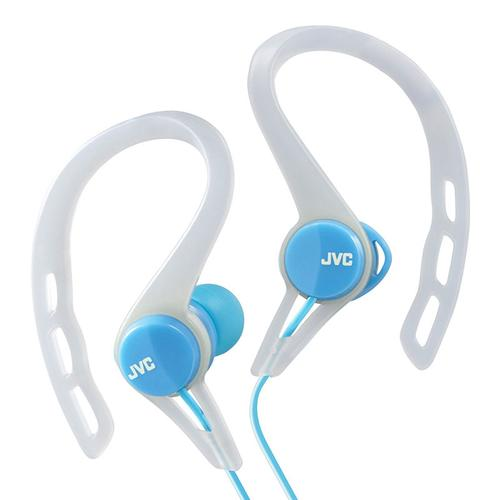 JVC In-Ear Sports Headphones - Blue