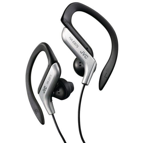 JVC Sports Headphones - Silver (HA-EB75)