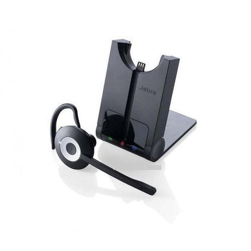 Jabra PRO 930 MS Noise Cancelling On-Ear Wireless Headset