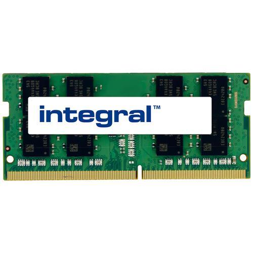 Integral 8GB (1x 8GB) 2400MHz DDR4 SODIMM Laptop Memory Module