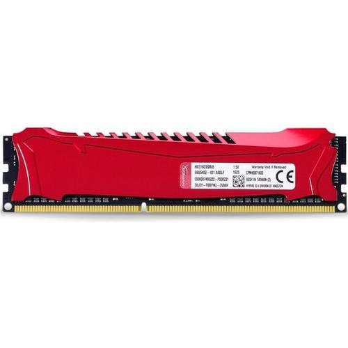 HyperX Savage 8GB Memory Module PC3-12800 1600MHz DDR3