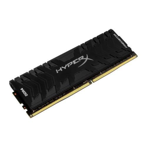 HyperX Predator 16GB (1x16GB) Memory Module 3600MHz DDR4 CL17 288-Pin DIMM CL17 288-Pin DIMM 1.2V