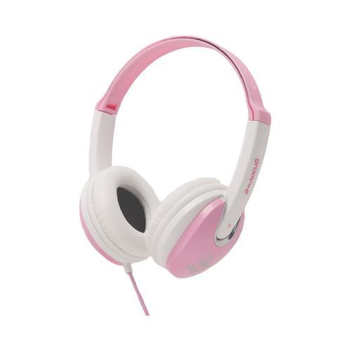 Groov-e Kids Stereo Headphones - Pink