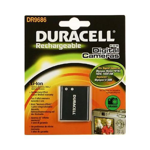 Duracell Olympus LI-50B Camera Battery