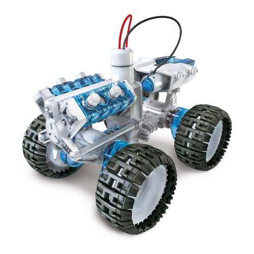 Salt Water Fuel Cell 4x4 Car Kit