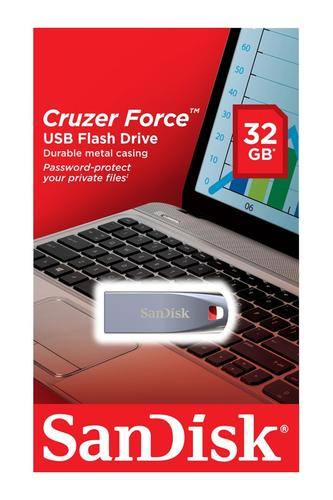 SanDisk 32GB Cruzer Force USB Drive