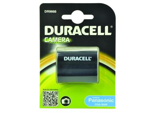 Duracell Panasonic CGR-S006 Camera Battery