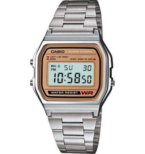 Casio Stainless Steel Classic Unisex Watch