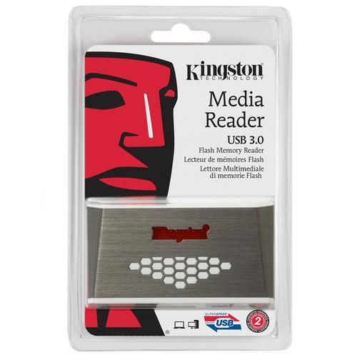 Kingston USB 3.0 High-Speed Media Reader