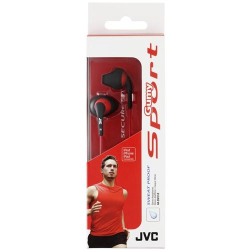 JVC Gumy Sport In Ear Headphones - Black