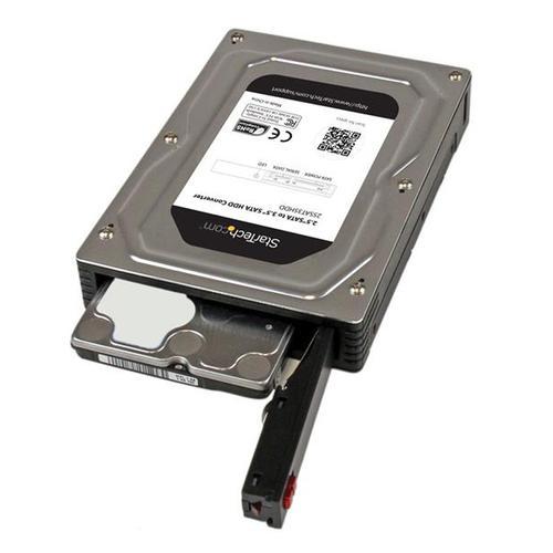 StarTech 2.5 to 3.5 SATA Aluminium HDD / SSD Enclosure