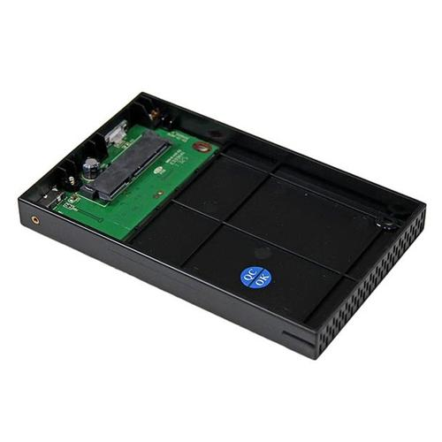 "StarTech 2.5"" Aluminium USB 3.0 External SATA III SSD Enclosure"