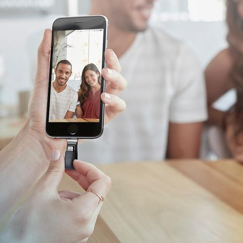 SanDisk 32GB iXpand V2 OTG iPhone/iPad USB 3.0 Flash Drive