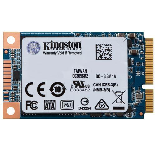 Kingston 480GB UV500 SSD Drive mSATA - 520MB/s