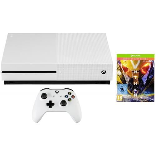 Bundle: Microsoft Xbox One S 1TB with Anthem