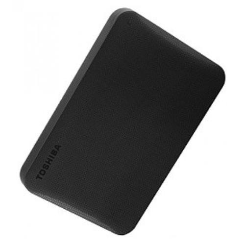 "Toshiba Canvio Ready (500GB) 2.5"" USB 3.0 External HDD (Black)"